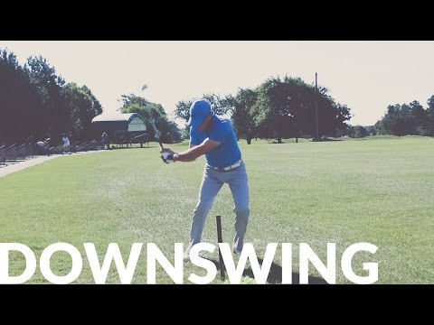 STOP RUSHING THE DOWNSWING! RIGHT NOW!- Wisdom in Golf - Shawn Clement