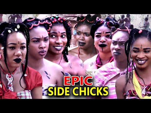 "EPIC SIDE CHICKS SEASON 1&2 ""FULL MOVIE"" - (Ugezu J Ugezu) 2020 Latest Nollywood Epic Movie Full HD"