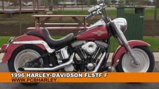 Used 1996 Harley Davidson FatBoy Motorcycles for sale