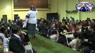 CORONACION DE REINA DESDE EL SALON DE OLINTEPEQUE QUETZALTENANGO