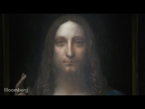 Sotheby's Lampley on Record Sale of da Vinci Painting