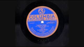 Blossom Seeley - Funeral Blues (1921)