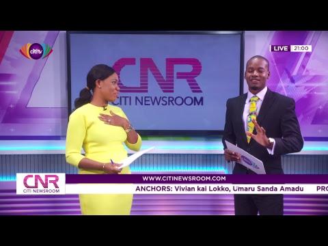 Citi Newsroom with Umaru Sanda and Vivian Kai Lokko (Thursday, August 16, 2018)