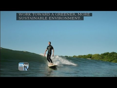 Executive Suite 5/3/2015: Future of RI manufacturing; Spirare Surfboards