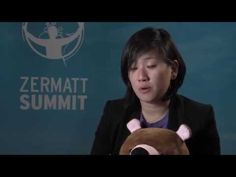 Interview Hannah Chung,Sproutel -  Zermatt Summit 2014