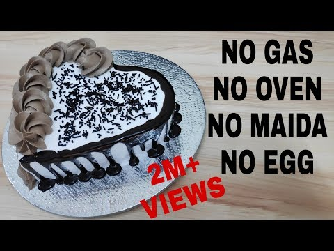 How to make cake at home without oven and cooker