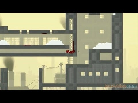 Super Meat Boy: Video Review