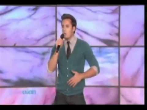 Nick Pitera - A Whole New World - Ellen Show - http://acervosounds.blogspot.com/