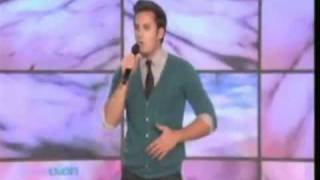 Nick Pitera - A Whole New World - Ellen Show - http://acervosounds.blogspot.com/