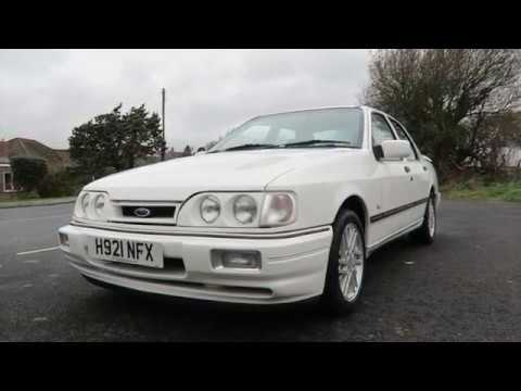 Owning A 300 BHP Ford Sierra Cosworth | My First Cosworth Drive