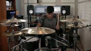 "The Color Morale - ""Prey For Me"" Drum Walk Through"