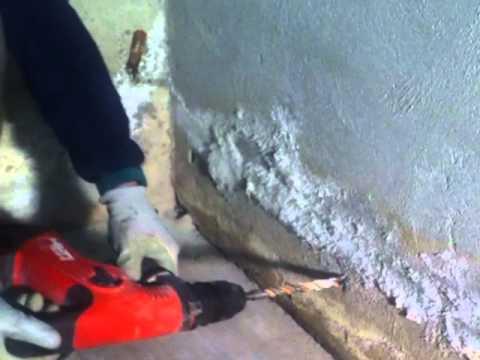 Sistema fai da te protector contro l 39 umidit da risalita mov youtube - Come togliere l umidita in casa ...