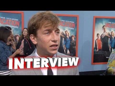 Vacation: Skyler Gisondo Exclusive Premiere