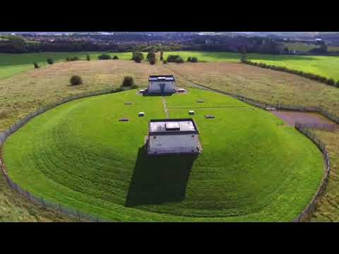 Wedgwood Monument Drone