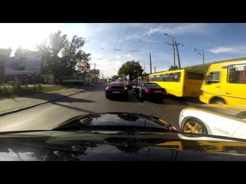 Super Cars Run Odessa 2015