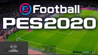 MY CLUB eFootball Pro Evolution Soccer 2020