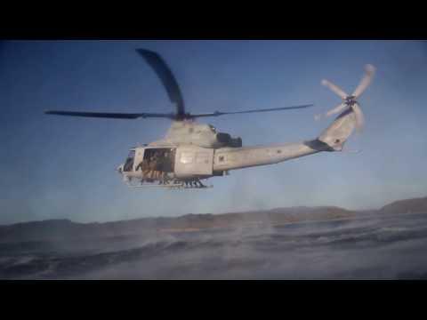 Hard Corps Jobs: Reconnaissance Marine
