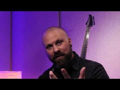 Stevic MacKay of TWELVE FOOT NINJA Interview at NAMM 2017 | Metal Injection