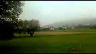 ゴルリーツェからクラクフに向かうバス