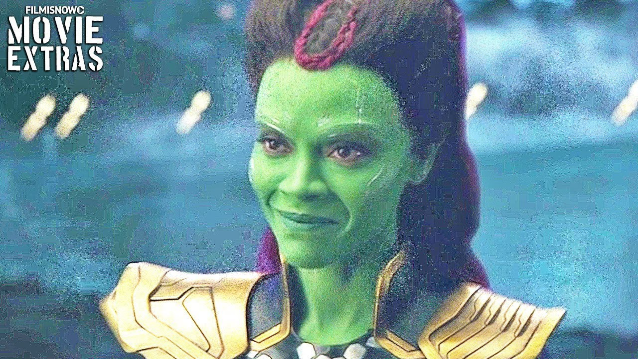 AVENGERS: INFINITY WAR | Gamora confronts Thanos Deleted Scene [Blu-Ray/DVD  2018]