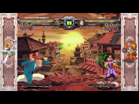 Guilty Gear +R: Games With Oddberry |