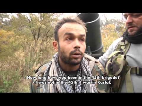 Turkmens take Assad regime soldier hostage in Lattakia