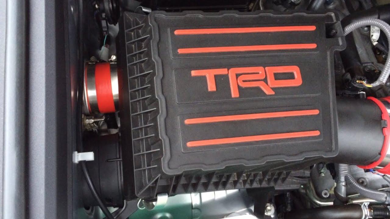 Toyota Tacoma Mods >> Toyota Tundra - Stock Air Box Mod (SABM) - YouTube
