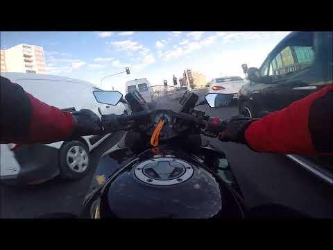 Khontkar feat. Burry Soprano - Mary Jane (Ilkay Sencan Remix) / Motosiklet / Kawasaki / Ninja 250R