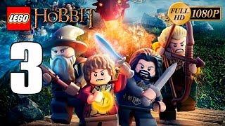 LEGO El Hobbit: El Videojuego Walkthrough Parte 3 Gameplay Español PC 1080p Let