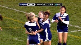 Champlin Park Scores 1st Section Girls Soccer Title