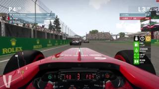 F1 2013 - FtF Canada - the best lap competition entry