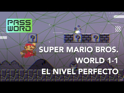PASSWORD: Super Mario Bros. World 1-1, el nivel perfecto | BitMe