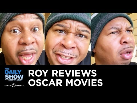 Roy Wood Jr. & His 50 Shades of Oscar