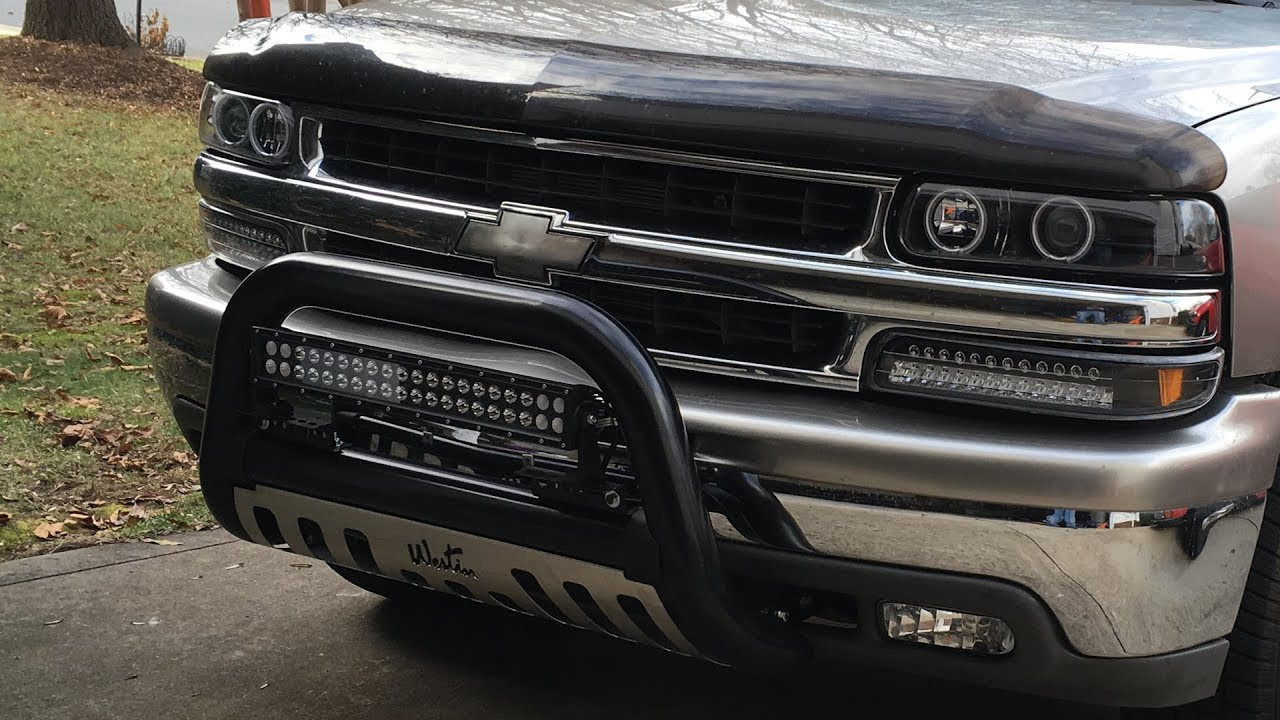 top 5 exterior mods chevy tahoe gmc yukon suburban [ 1280 x 720 Pixel ]