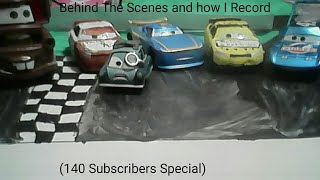 Behind the Scenes and how I Record (140 Subscribers Special)