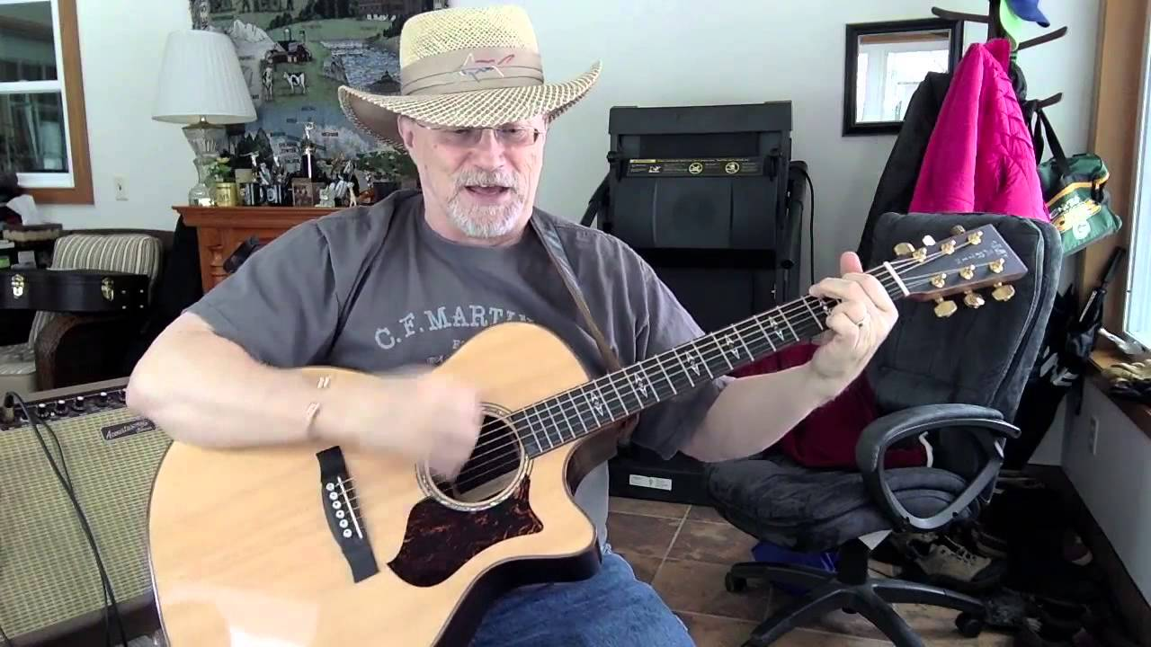 1453 Tijuana Jail Kingston Trio Cover With Guitar Chords And