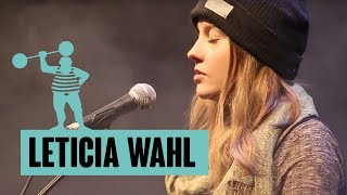 Leticia Wahl – Wunde der Natur