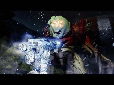 PS4《Destiny 2: 暗影要塞》發售日發表預告