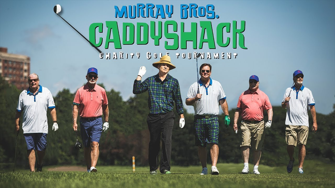 Want to play golf with Bill Murray? Here's your chance ...