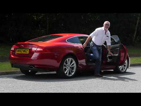 Review and Virtual Video Test Drive In Our 2012 Jaguar XK 5 0 V8 Portfolio 2dr MV62WGZ