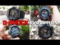 """Evolution of G-Shock: From Vintage to Standard Digital to """"Master of G"""" - Perth WAtch #64"""