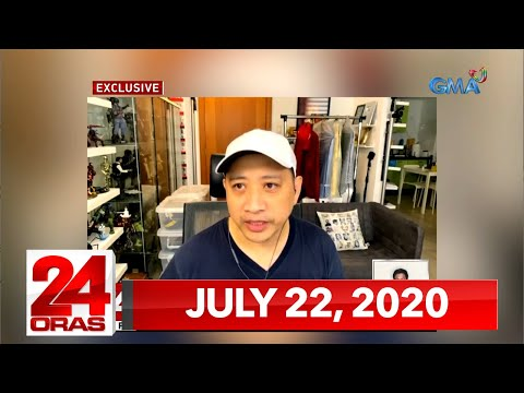 24 Oras Express: July 22, 2020 [HD] from YouTube · Duration:  53 minutes 59 seconds