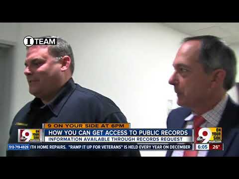 I-Team: How you can get access to public records