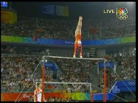 Yang Yilin (CHN) : 2008 Beijing Olympics : TF UB