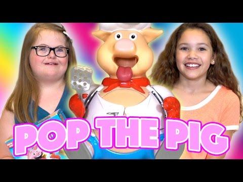POP the PIG (Sarah Grace & Sierra Haschak)