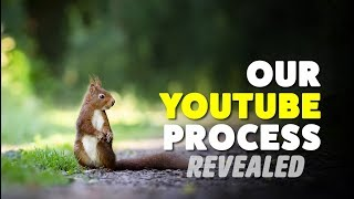 Tuesday Talk: Our Youtube Editing Process Tips & Tricks