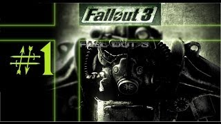 Fallout 3 - Gameplay Part 1 [PC] 720p [HD]