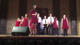 Astha A Cappella - ICCA Midwest Quarterfinal 2017