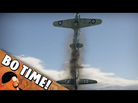 "War Thunder - He 100 D-1  ""Some Kind Of Rodeo!"""
