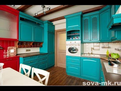 Кухни на заказ в Казани от компании SOVA